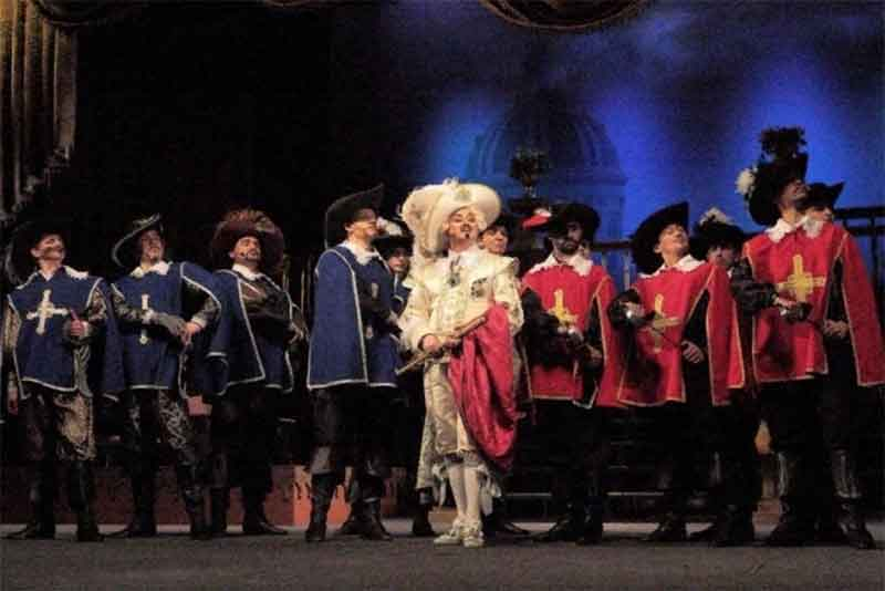 «Мушкетеры» устроят «Живые театральные уроки» в Новотроицке